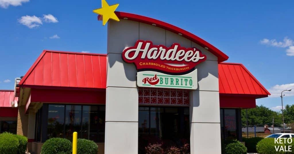 keto hardee's