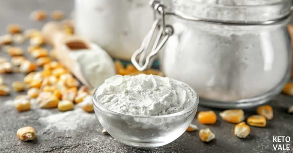 keto cornstarch substitutes