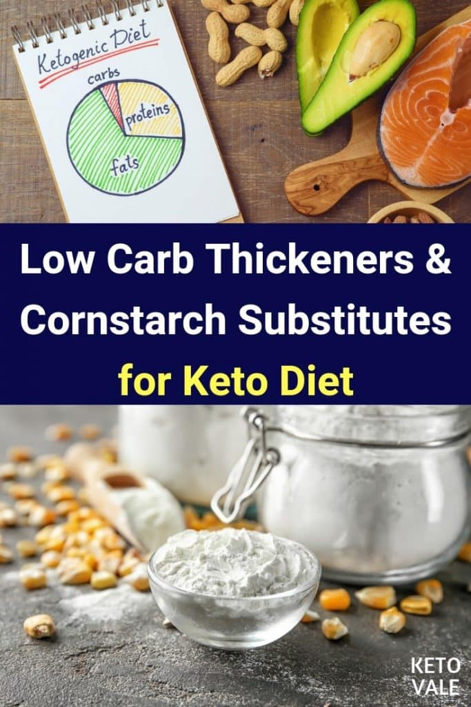 low carb thickeners