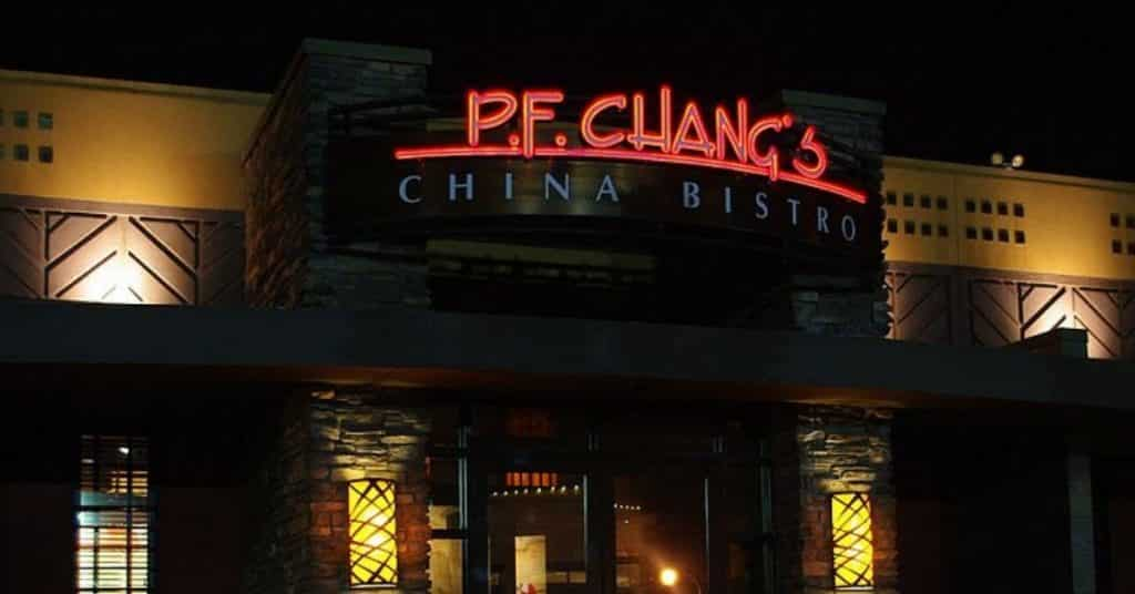 PF Chang's Keto Options