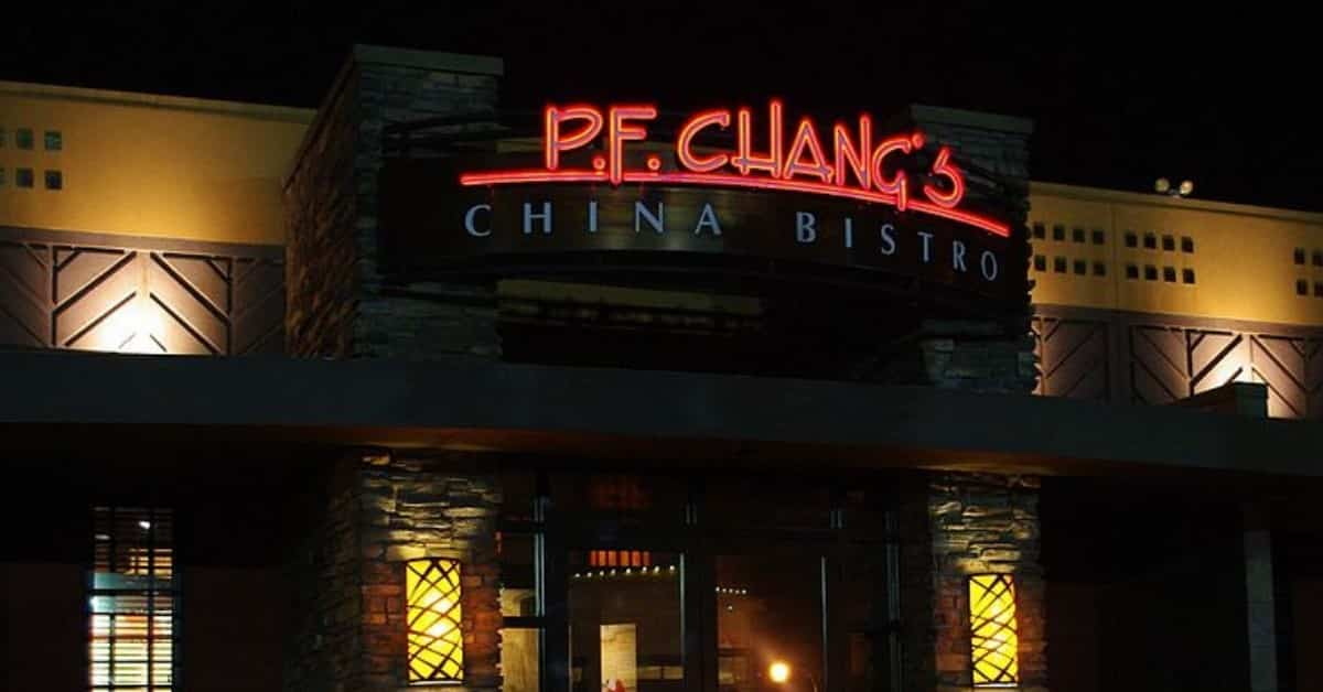 PF Chang's Keto Options