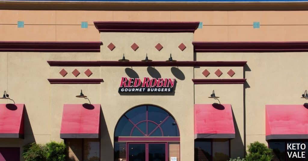 Red Robin Keto Options