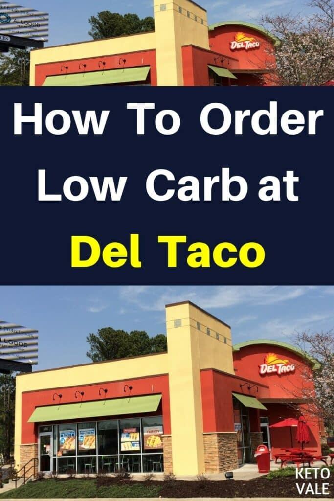 del taco low carb