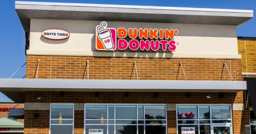 dunkin donuts keto options