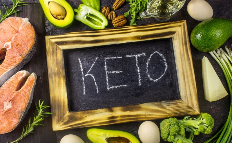 ketogenic low carbs foods
