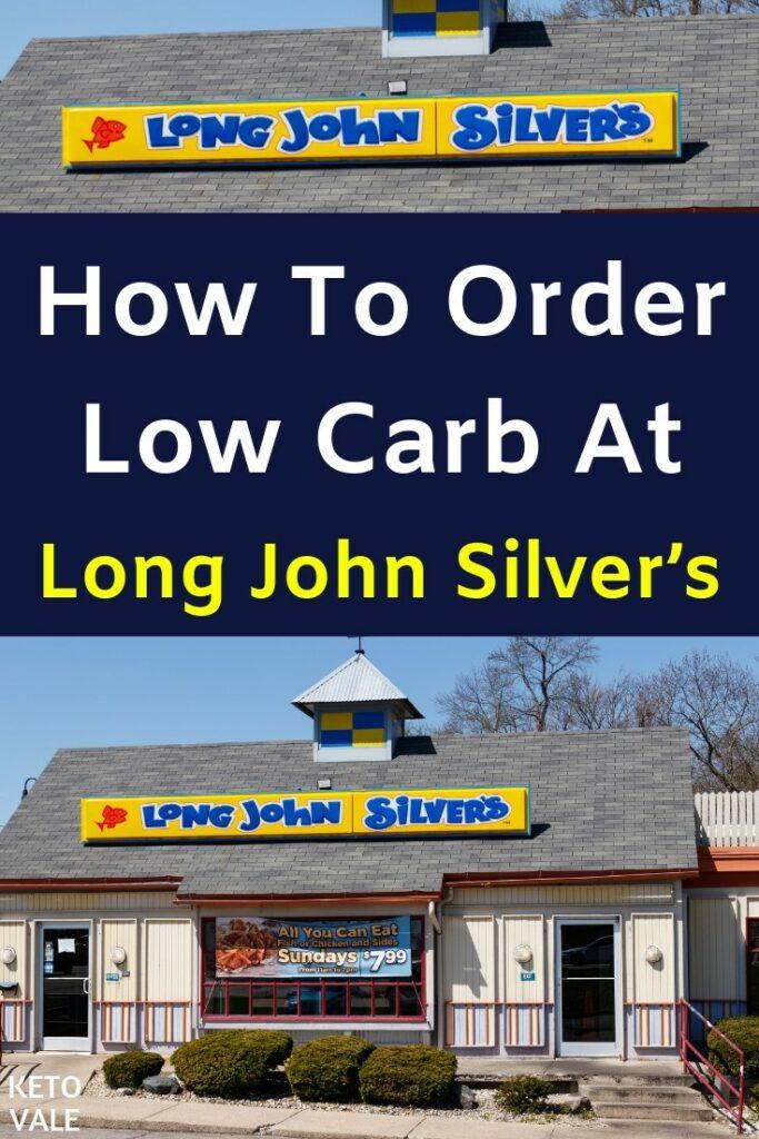 long john silvers keto