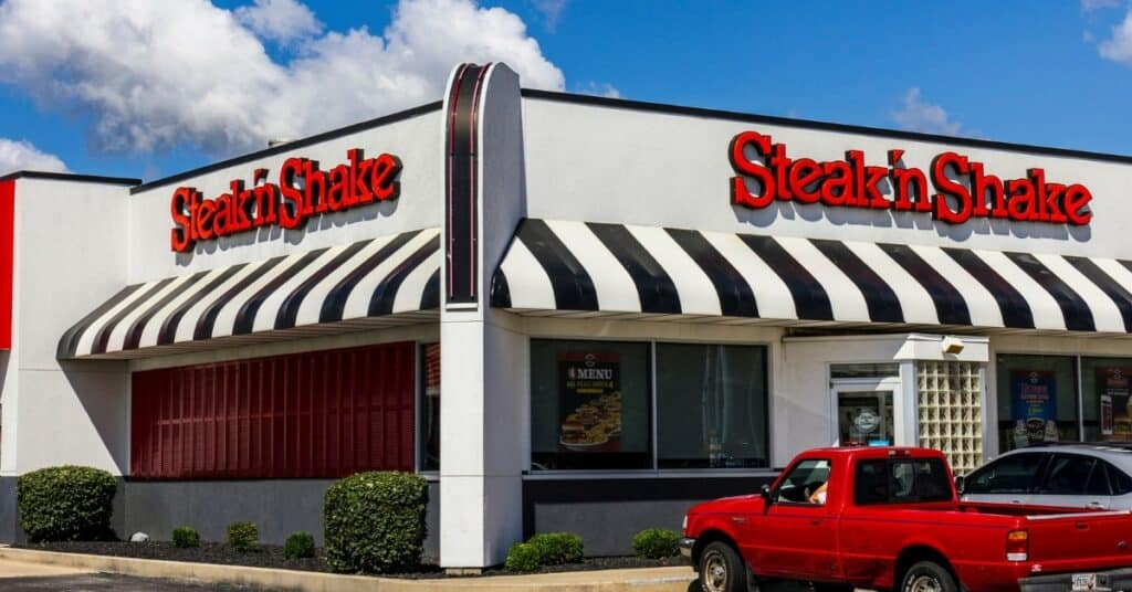 Steak 'n Shake keto options