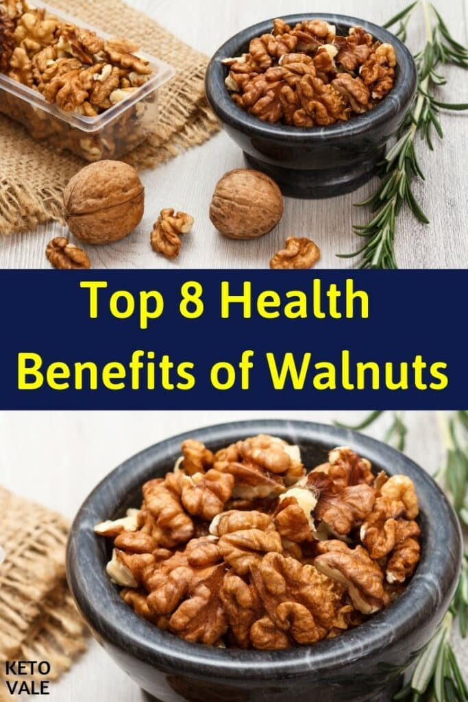 what are walnuts good for