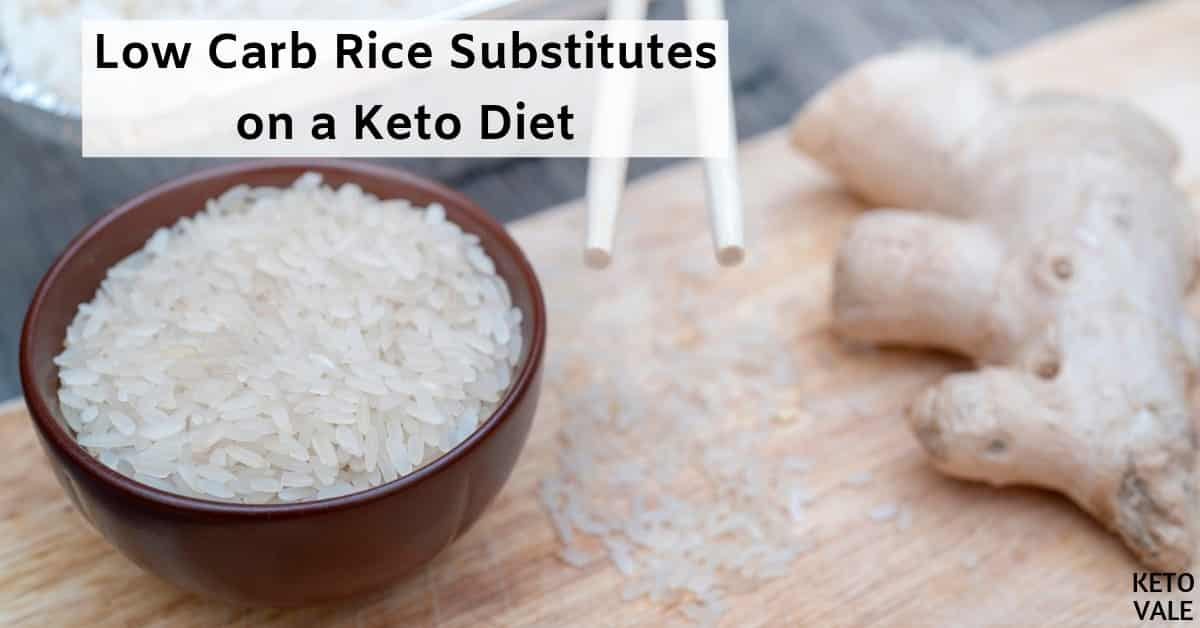 carbs in rice