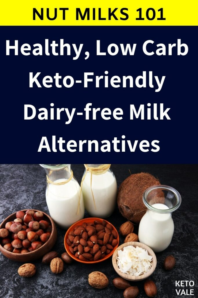 dairy free milk alternatives