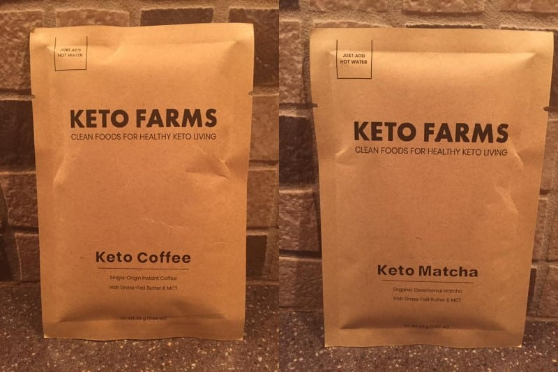 keto farms coffee tea