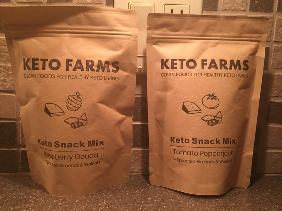 keto farms snack mix