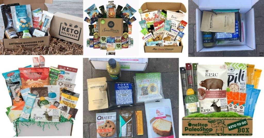 keto subscription boxes