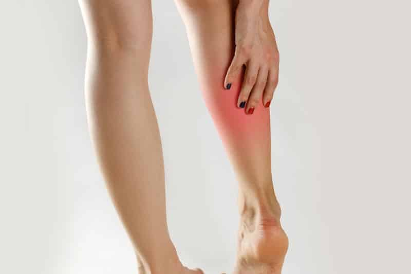 leg muscle cramps