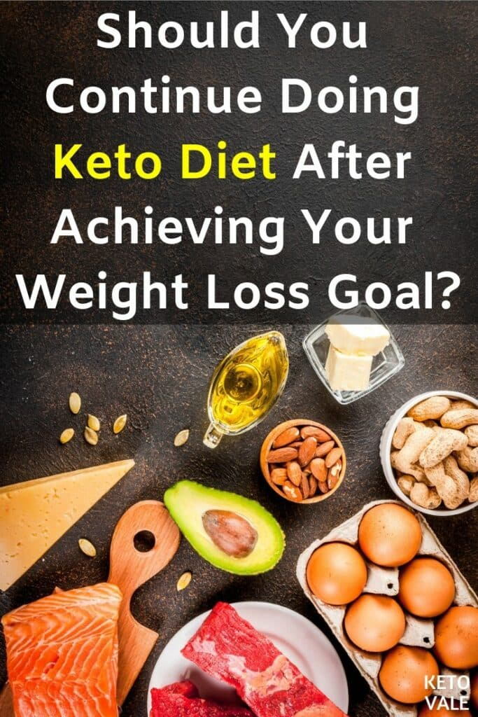 life after keto