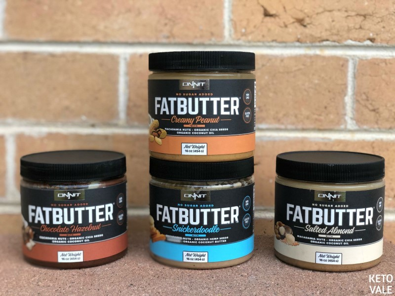 onnit fatbutter review