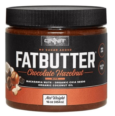 onnit hazelnut butter