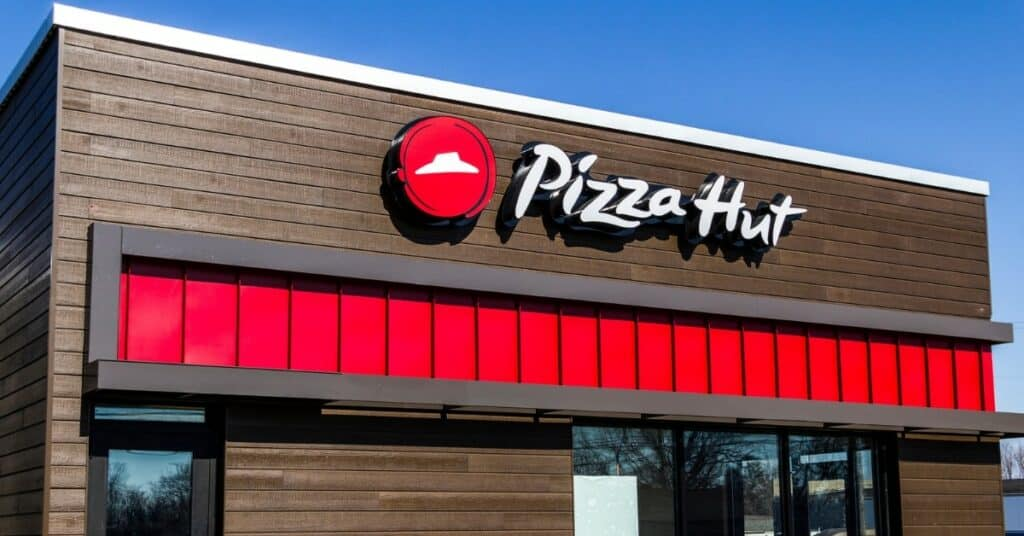 pizza hut keto