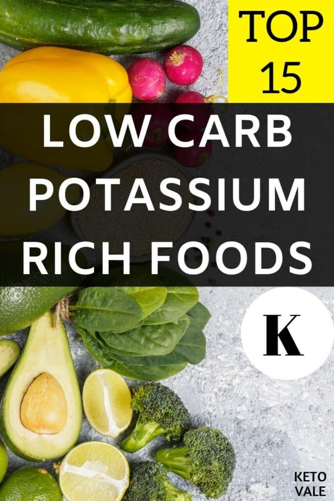 potassium food sources