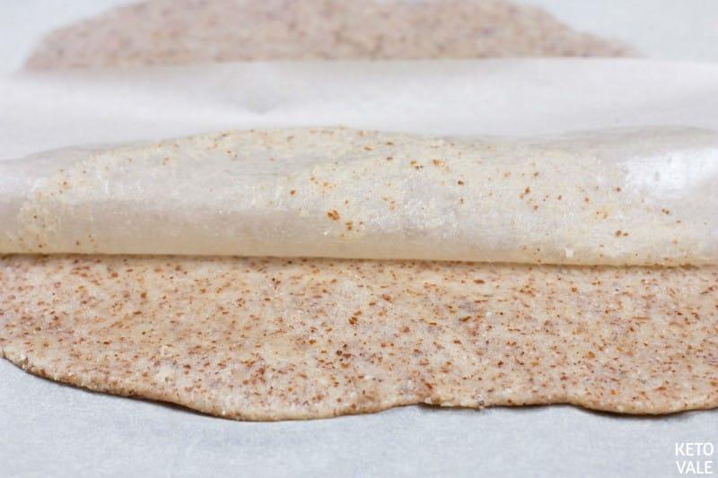 roll fathead dough