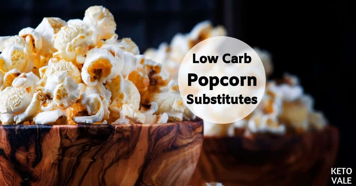 low carb popcorn