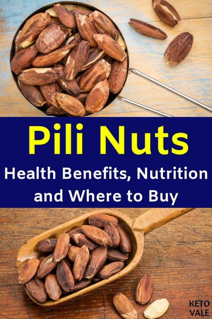 pili nut nutrition