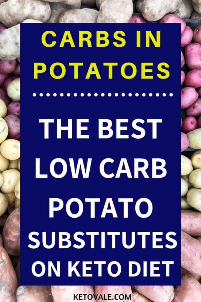 potato substitute
