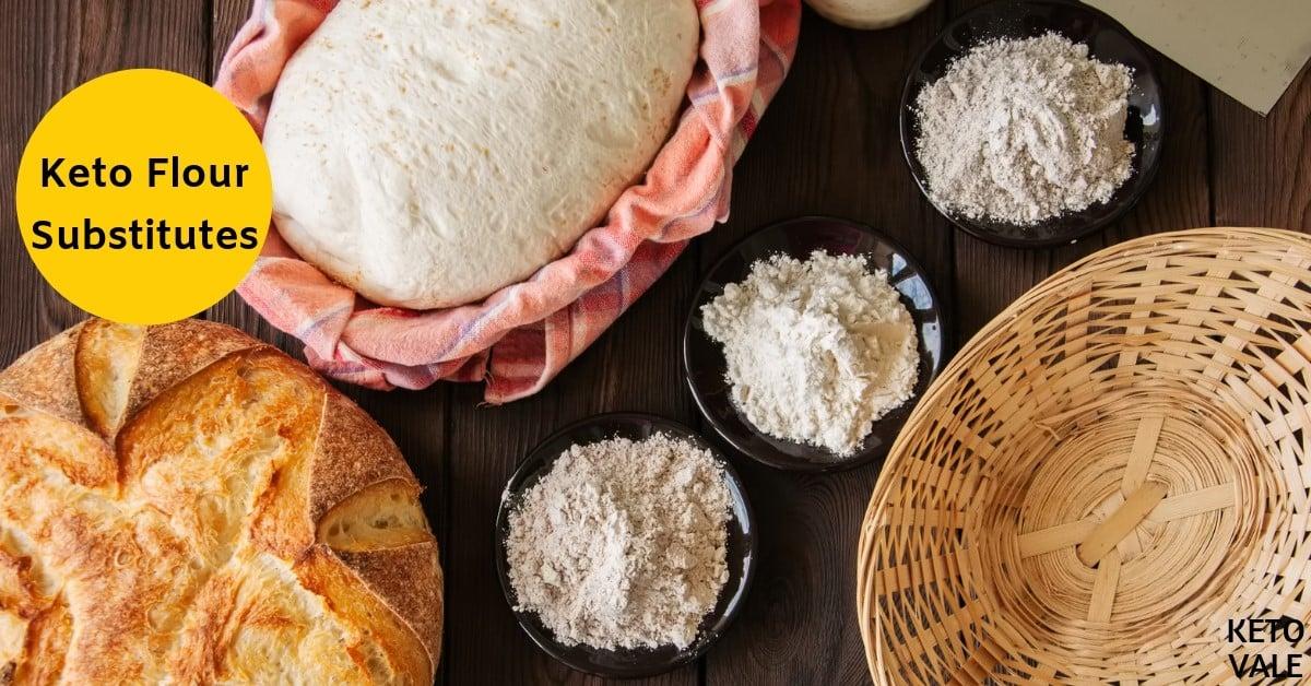 keto flour substitutes