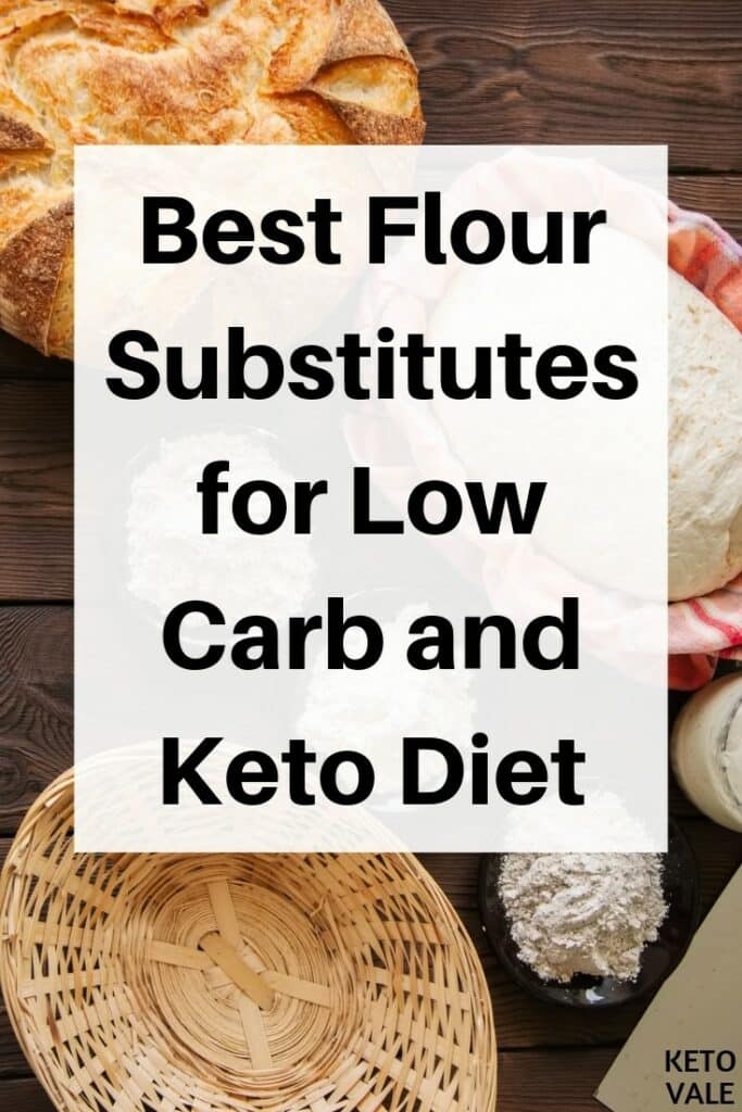 low carb flour