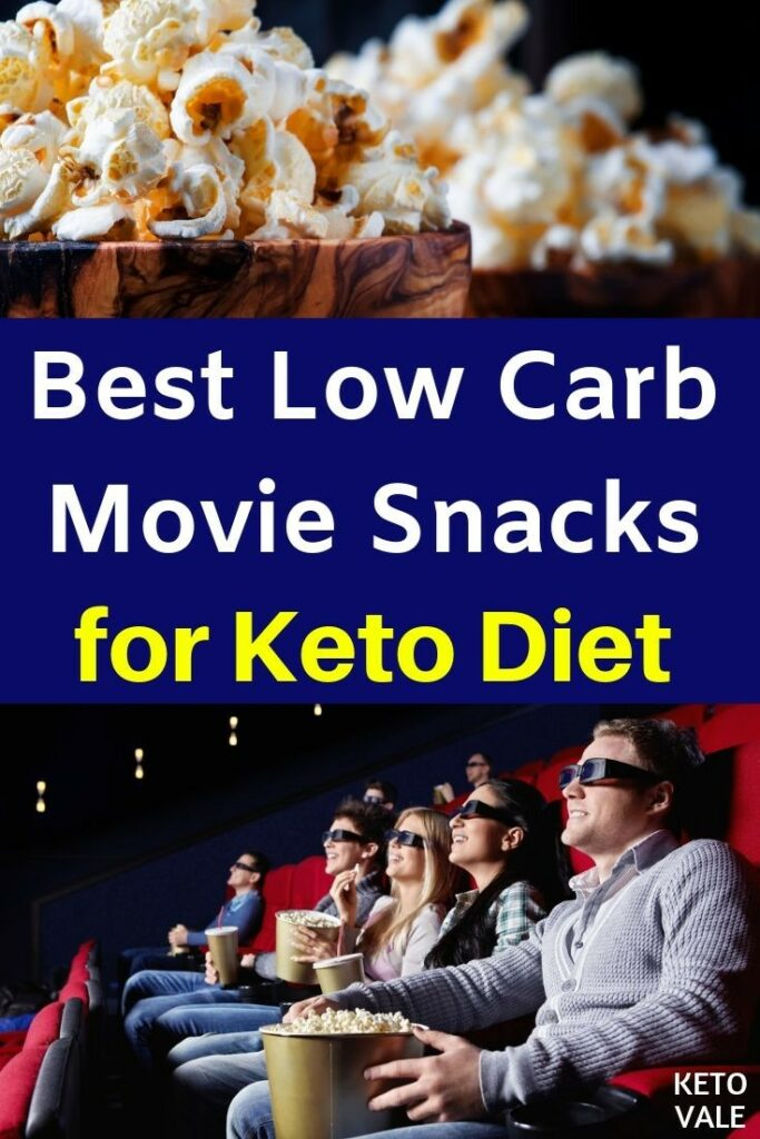 low carb movie snack