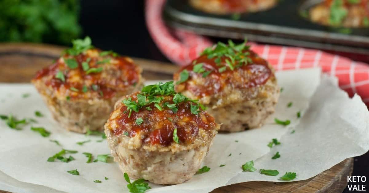 meat muffins recipe