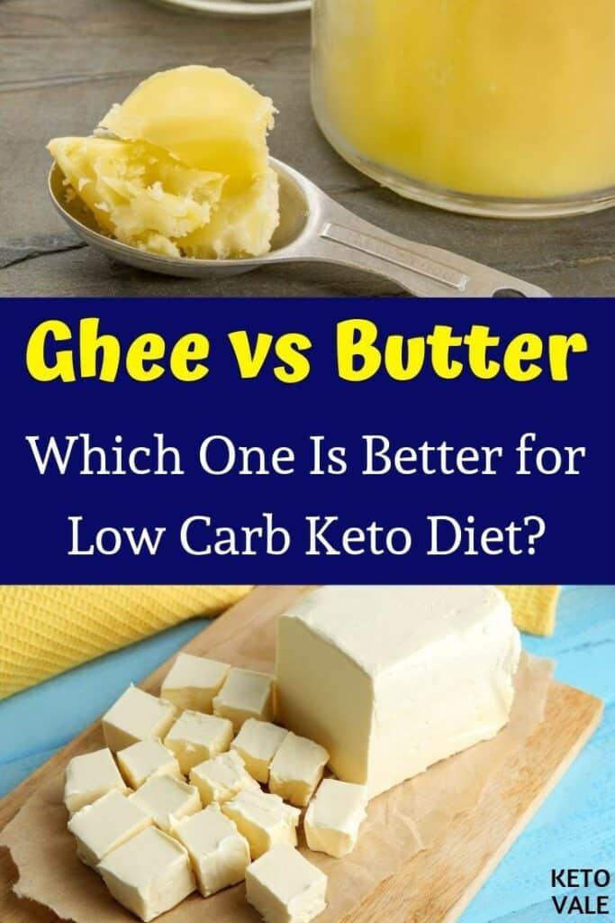 butter ghee keto