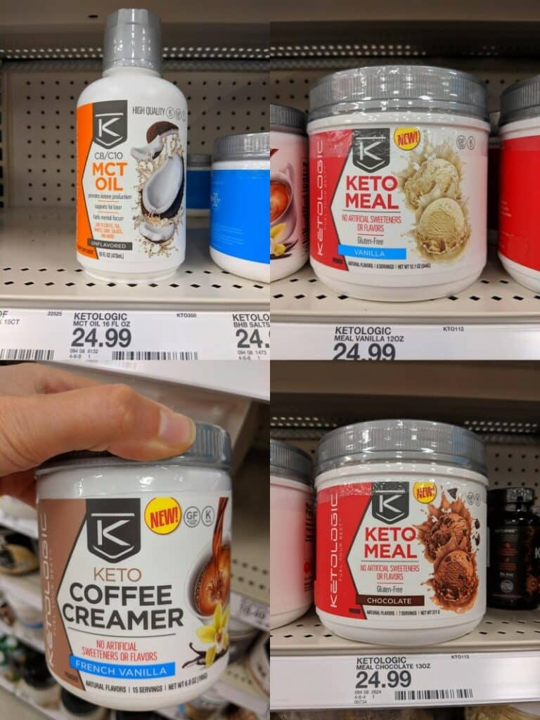 Target Low Carb Keto Friendly Grocery List What To Buy