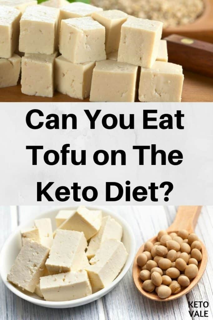 low carb tofu