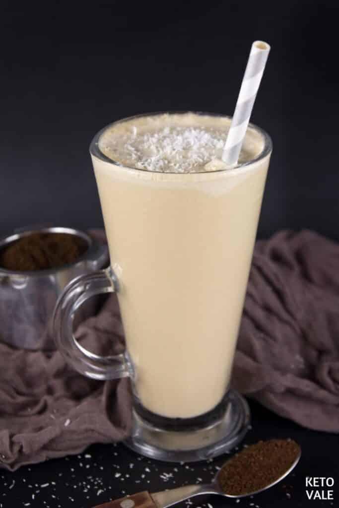 keto coconut coffee