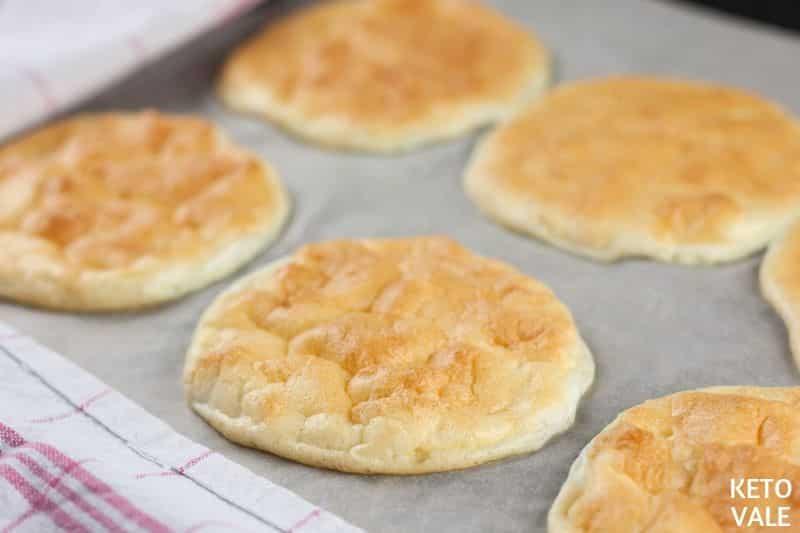 baking cloud bread