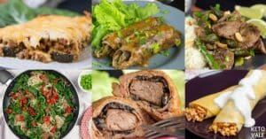 best low carb beef recipes