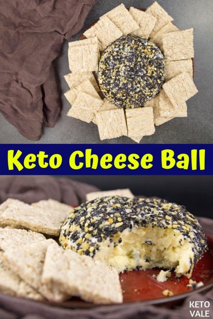 low carb cheese ball