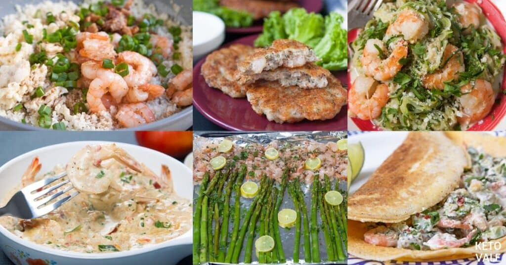 low carb shrimp recipes