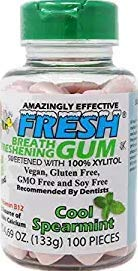 b-fresh breath freshening gum