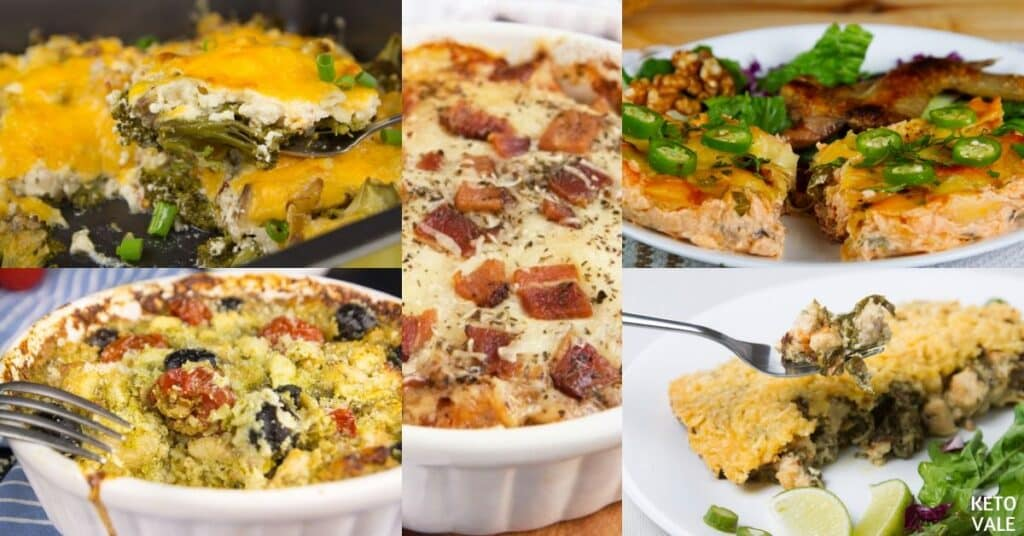 best keto casserole recipes