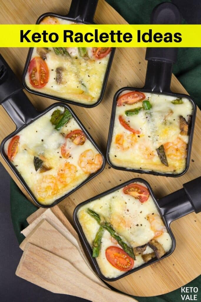 low carb raclette recipe