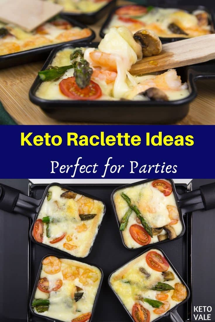 raclette grill recipe