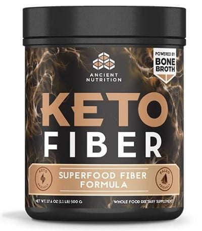 ancient nutrition keto fiber
