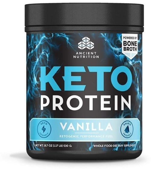 ancient nutrition keto protein