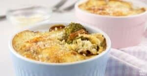 broccoli cheese bacon bowl