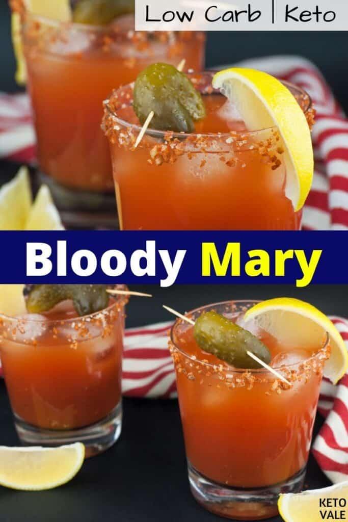 keto bloody mary