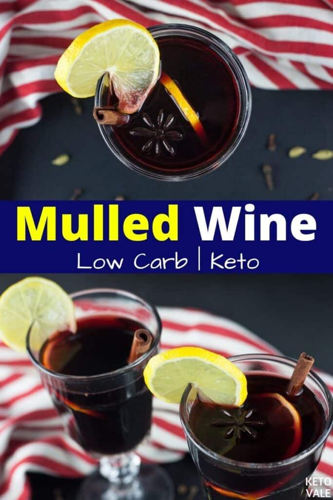 keto mulled wine