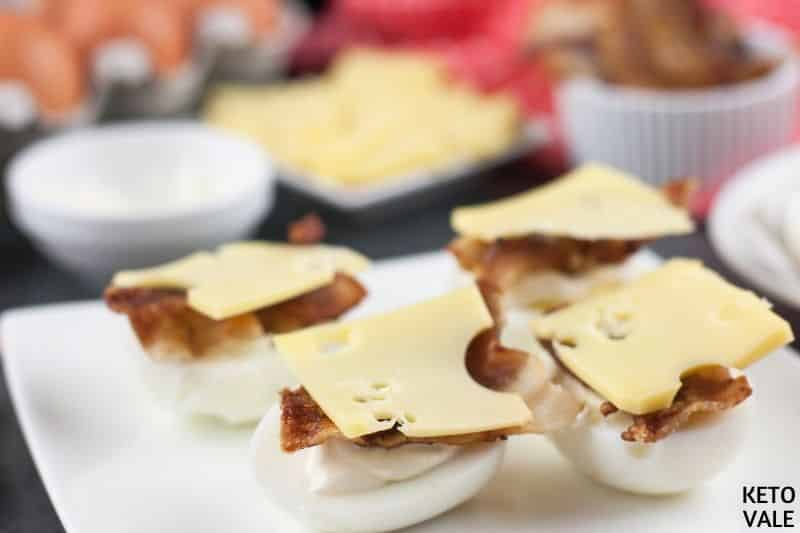 stuff mayo bacon cheese
