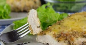 baked cheese chicken breast